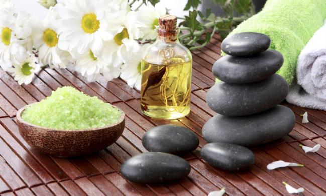 Ideas para decorar el hogar con piedras de río