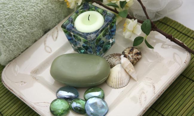 Ideas para decorar el hogar con piedras de r o bali for Piedras blancas para decoracion